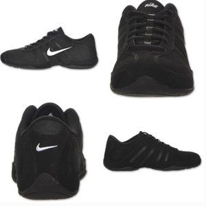Nike Musique III Black Suede Sneakers Dance Shoes